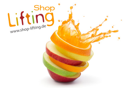 Shop-Lifting Onlineshoperstellung