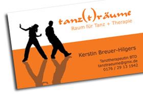 Tanztherapeutin Breuer-Hilgers